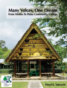 Palau Community College Book cover